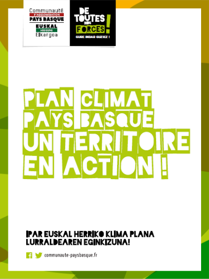 Plan Climat Pays Basque